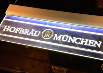 Insegna HB München